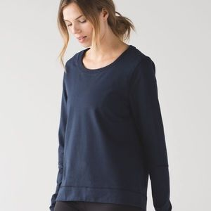 Lululemon Belle Long Sleeve in Inkwell